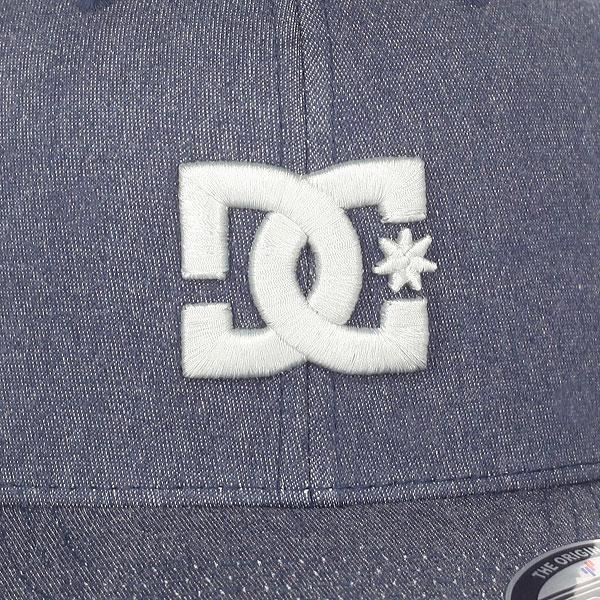 Бейсболка классическая DC Capstar Tx Dark Indigo