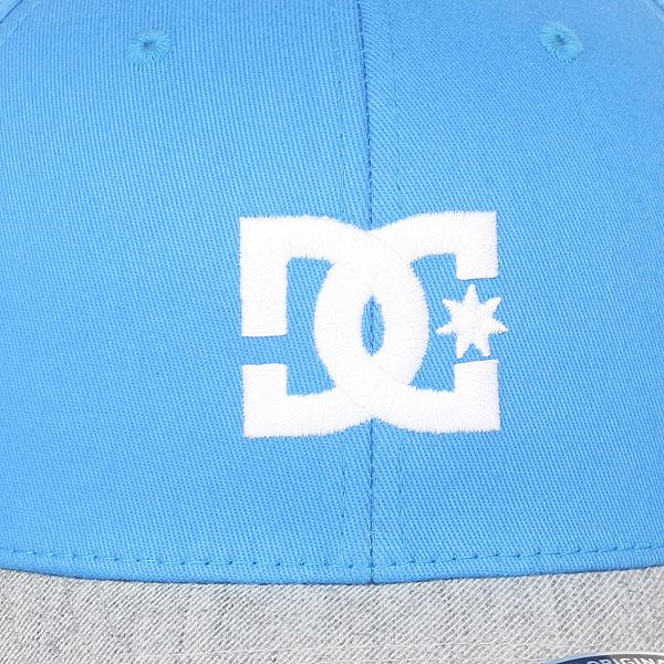 Бейсболка классическая DC Cap Star 2 Campunula