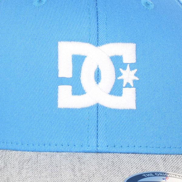 Бейсболка классическая детская DC Cap Star 2 Boy Campunula