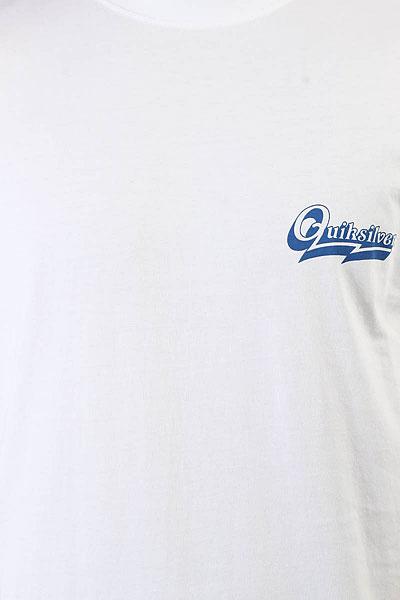 Футболка Quiksilver Gmtdyehoodloves White