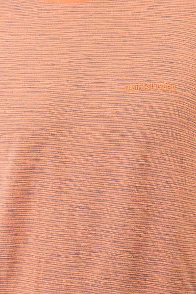Футболка Quiksilver Kentin Cadmiun Orange Kenti