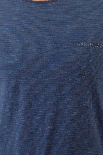 Футболка Quiksilver Kentin Ombre Blue Kentin