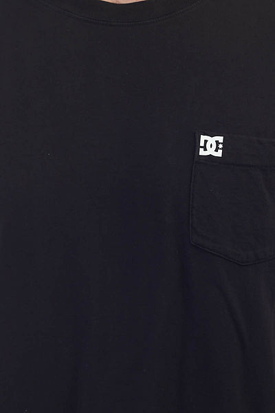 Футболка DC Dyed Pocket Cre Black