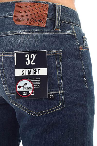Шорты джинсовые DC Worker Straight Medium Stone