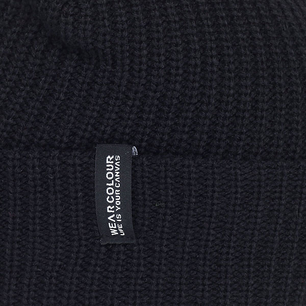 Шапка WearColour Pack Black