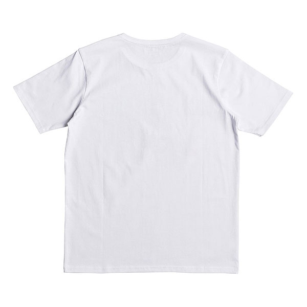 Футболка детская Quiksilver Sslogbearyouth White