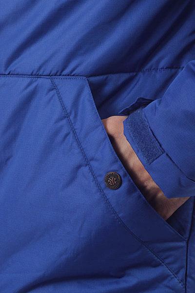 Куртка Zoo York Kew Deep Blue