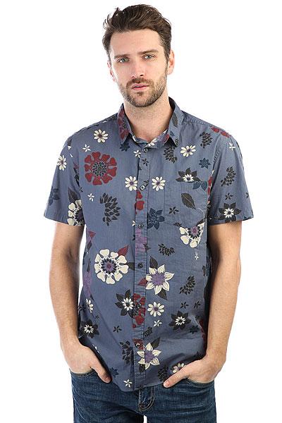 Купить Рубашка Quiksilver Sunsetfloralss Vintage Indigo Sunse 1195127