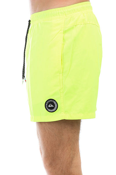 Шорты пляжные Quiksilver Everydvl15 Safety Yellow