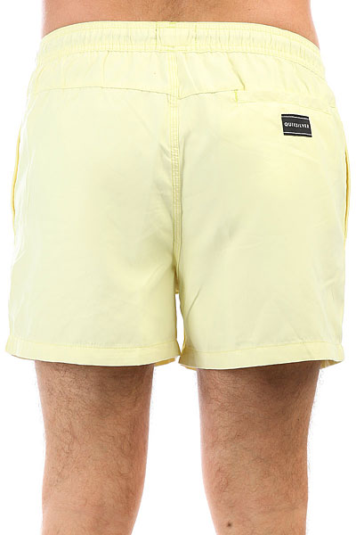Шорты пляжные Quiksilver Everydvl15 Elfin Yellow