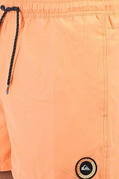 Шорты пляжные Quiksilver Everydvl15 Cadmium Orange