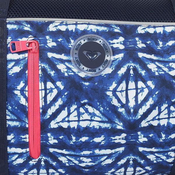 Сумка спортивная женский Roxy El Ribon Dress Blues Geometri