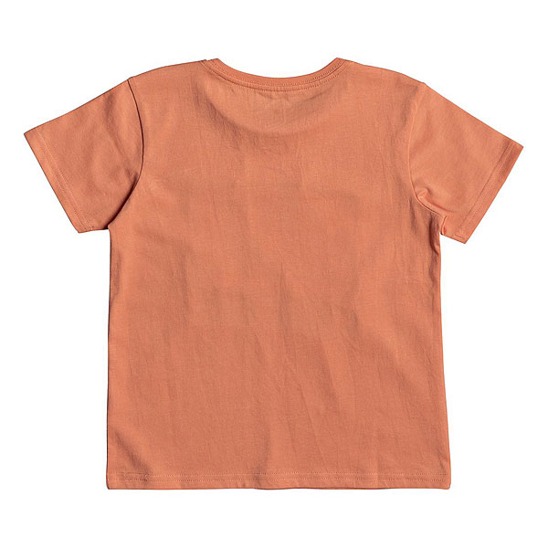 Футболка детская Quiksilver Wemi Boy Cadmium Orange