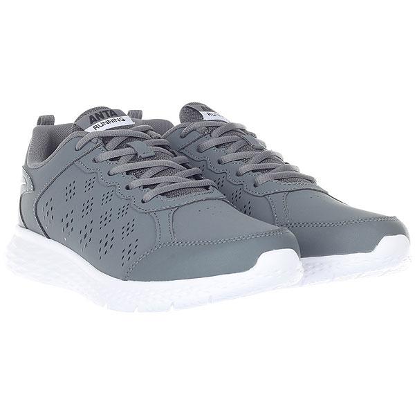 Кроссовки Anta 81815571-2 Grey