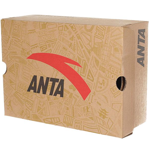 Кроссовки женские Anta 82818045-8 Black