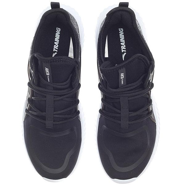 Кроссовки женские Anta 82817757-1 Black