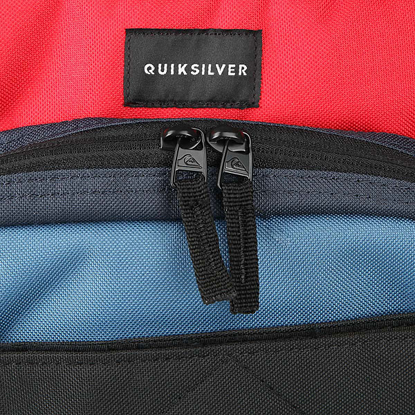 Рюкзак спортивный Quiksilver Skate Pack Quik Red