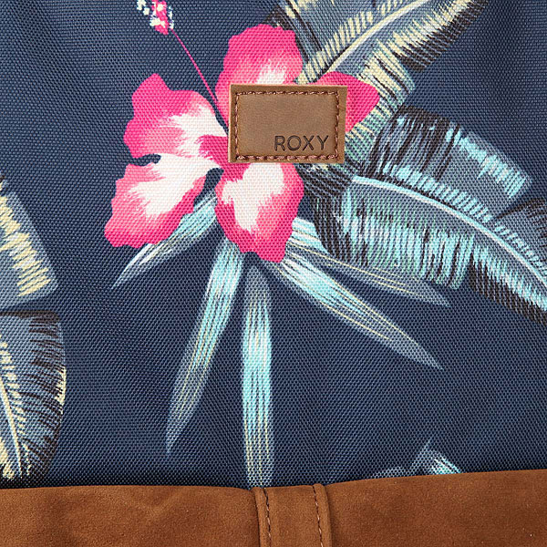 Рюкзак городской женский Roxy Carribean Dress Blue Isle