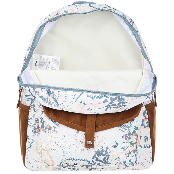 Рюкзак городской женский Roxy Carribean Marshmallow Mahna
