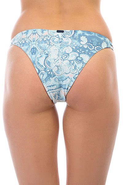 Трусы женские Roxy Prt So Lo Su Marshmallow Miami On