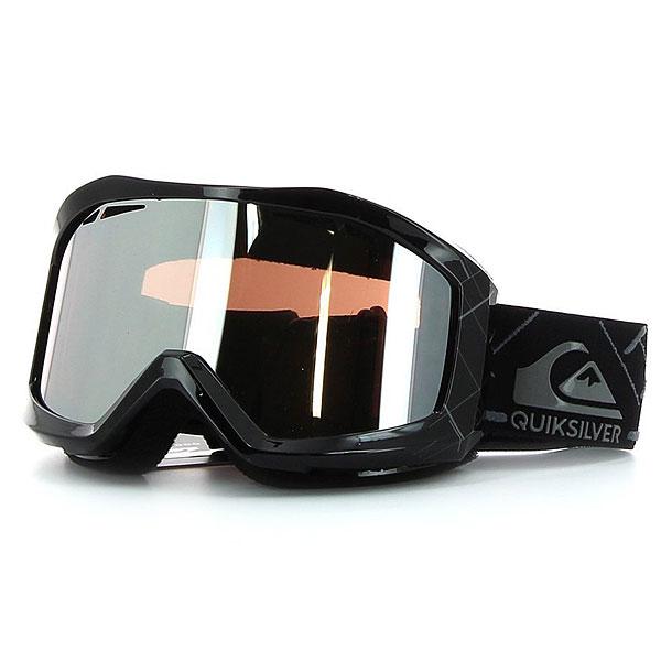 Купить Маска для сноуборда Quiksilver Fenom Pack Black 1188197