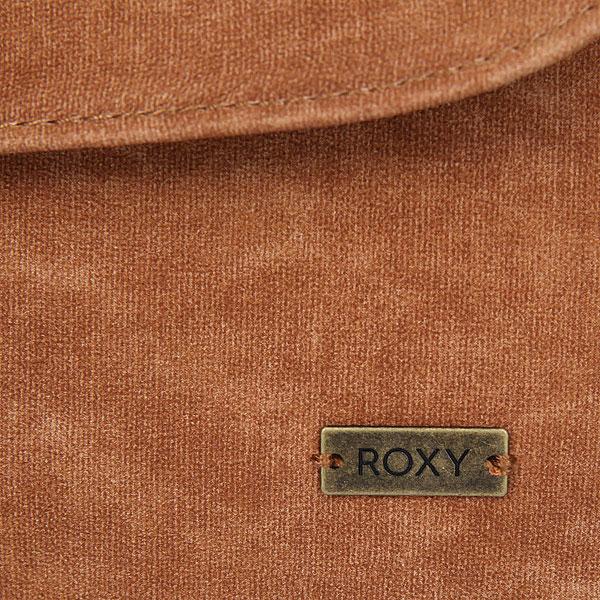 Сумка для документов женская Roxy When We Move Brown