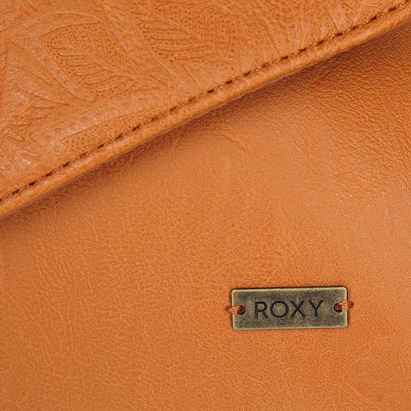 Сумка для документов женская Roxy Folk Bahamas Camel