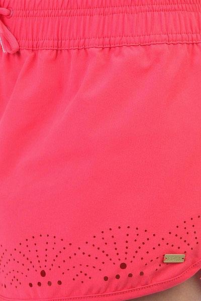 Шорты пляжные женские Roxy Festbazar Rouge Red