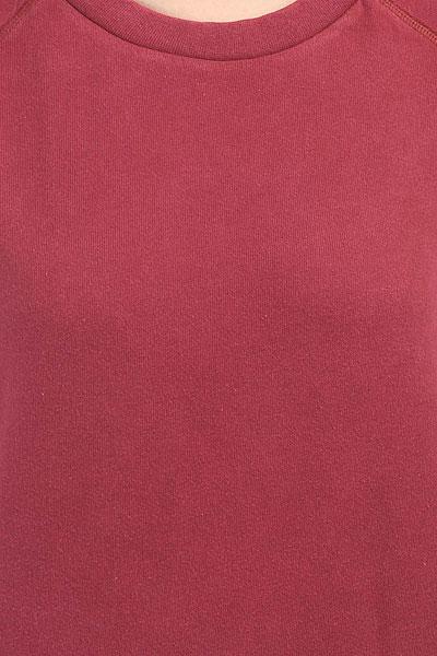 Толстовка классическая женский Billabong Essential Cr Scarlet