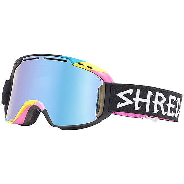 Маска для сноуборда Shred Amazify Grab Cbl/Blast Navy Blue