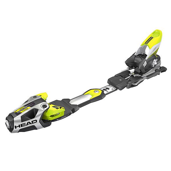 Крепления для лыж Head Freeflex Evo 18x Br.85 Black/White/Fl.yellow