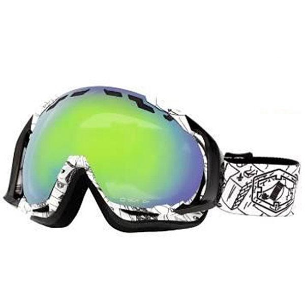 Маска для сноуборда OUT OF Edge Бонус Линза В Комплекте Snowpark (fire Mci)