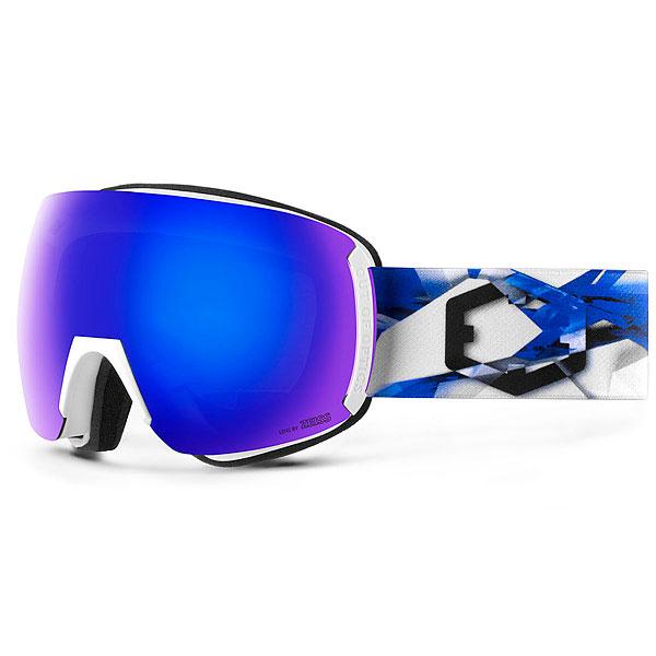 Маска для сноуборда OUT OF Edge Artic(blue Mci)