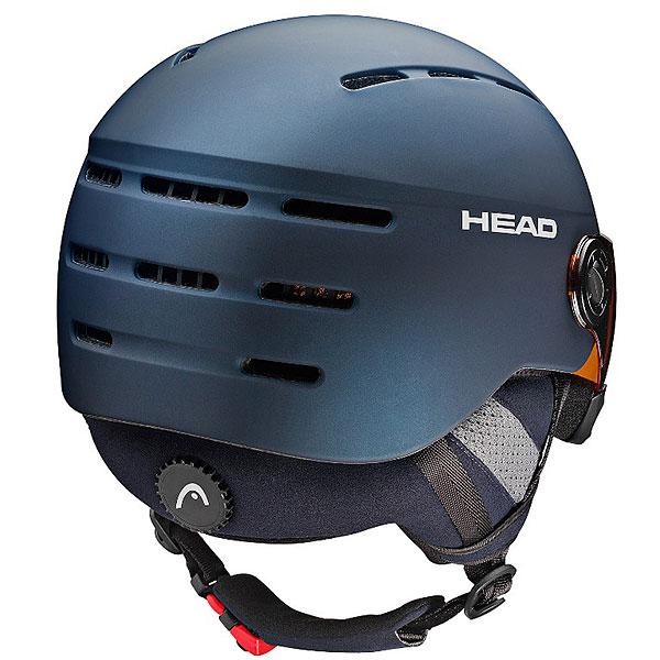 Шлем для сноуборда Head Knight Pro С Визором (2 Визора В Комплекте) Nightblue