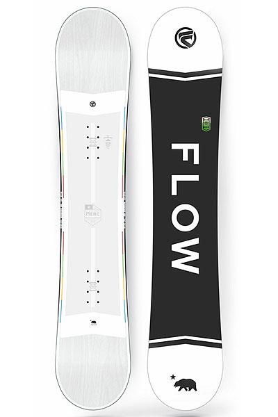 Сноуборд Flow Merc White