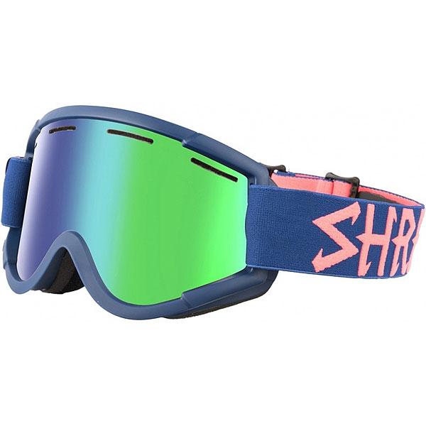 Маска для сноуборда Shred Nastify Grab Cbl/Plasma Navy Blue