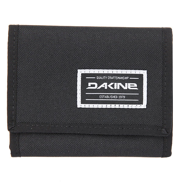 Кошелек Dakine Diplomat Wallet Black