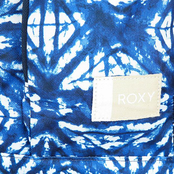 Рюкзак городской женский Roxy Take It Slow2 Dress Blues Geometri