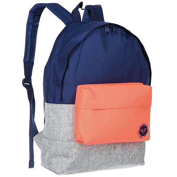 Рюкзак городской женский Roxy Sugar Blue Print