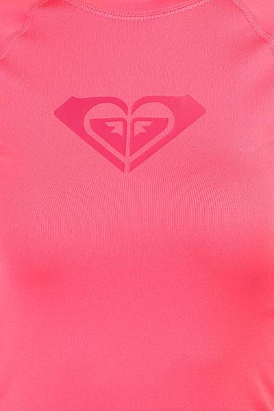 Гидрофутболка женская Roxy Wholehearted Ls Rouge Red