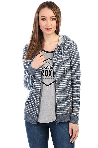Толстовка классическая женская Roxy Trippinstrip Marshmallow Just
