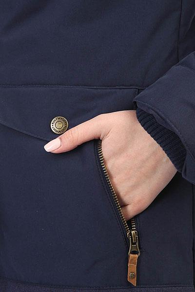 Куртка женская Roxy Tara Peacoat