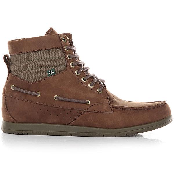 Ботинки высокие Element Hampton Boot Brown