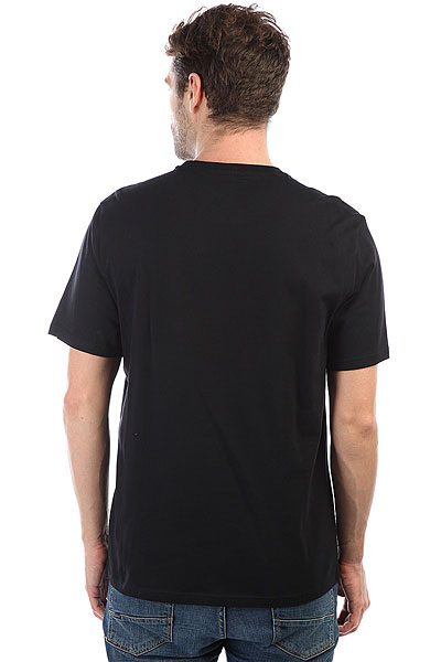 Футболка Element Basic Pocket Flint Black