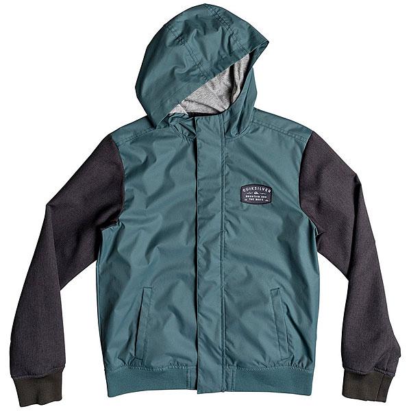 Куртка детская Quiksilver Visukayth Mallard Green