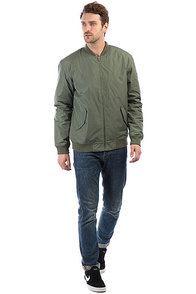 Бомбер Quiksilver Charveen Four Leaf Clover