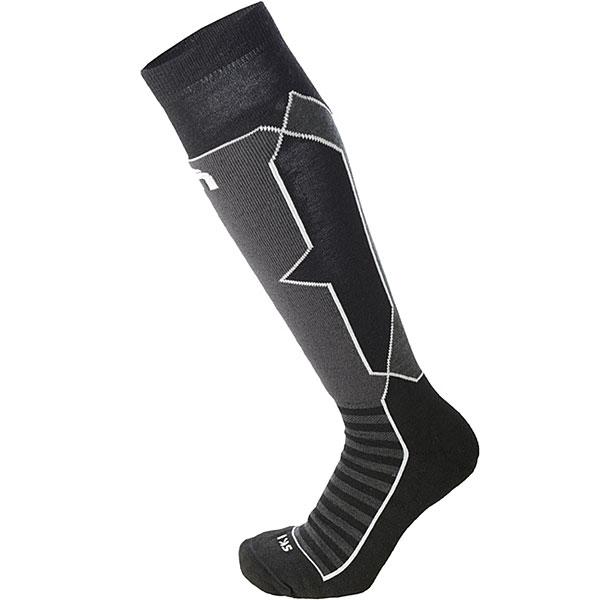 Носки высокие Mico Ski Performance Sock In Polypropylene+Wool Black