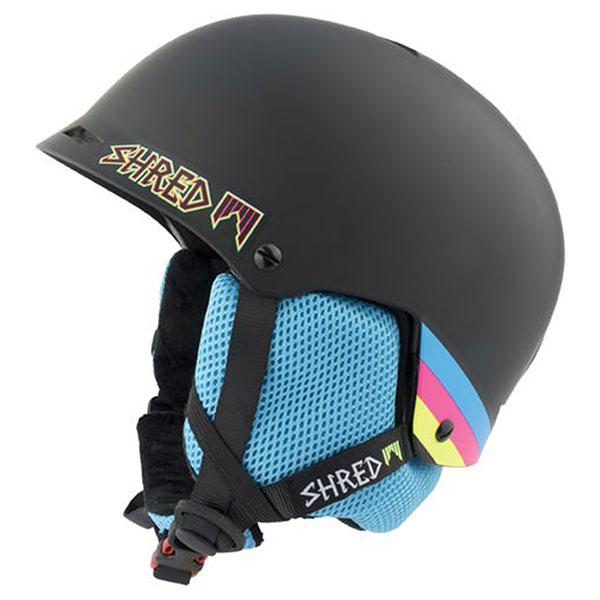Шлем для сноуборда Shred Half Brain Shrasta Black
