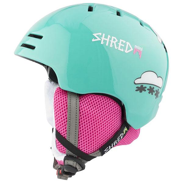 Шлем для сноуборда Shred Slam-cap Base Air Mint