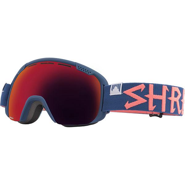 Маска для сноуборда Shred Smartefy Grab Frozen Navy Blue